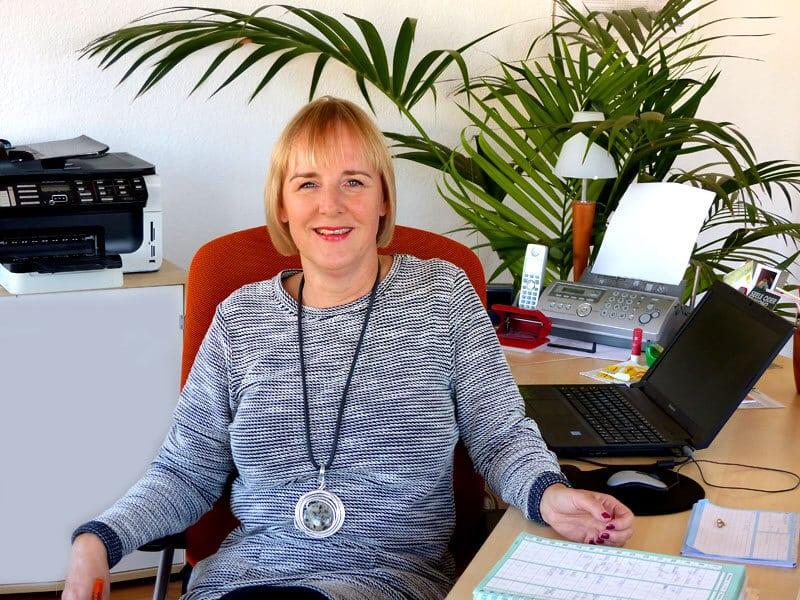 Juliane Düker - Logopädin