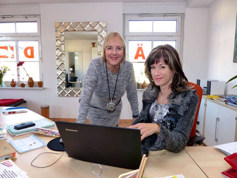 Das Team der Logopädie Dresden Juliane Düker