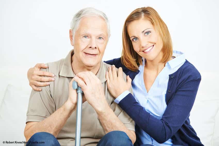 Logopädische Therapie bei Senioren